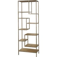 "Found it at Wayfair - Moderne Muse 86"" Etagere Bookcase"