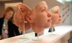 Artist Uses DNA Phenotyping to Create 3D Printed Portraits of Incarcerated Chelsea Manning I 3dprint