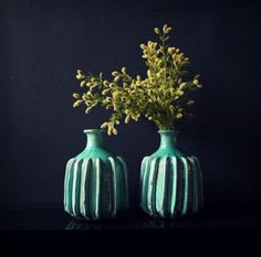 Our newest collection of vases; http://abigailahern.com/collections/vases
