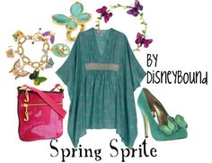 Disney Bound - Spring Sprite (Fantasia 2000)