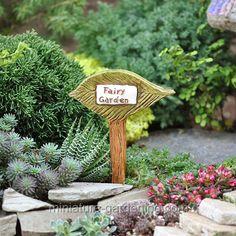 fairy gardens | ... scale 1 12 material resin description fairy gardens are magical places