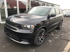 Dream Car  - Dodge 2018 Durango SRT 6.4 Technology Schiebedach