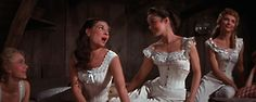 """June Bride"" inSeven Brides for Seven Brothers(1954)"