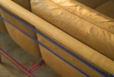 X-Ray Sofa, Design by Alain Gilles for La Chance - at London Design Junction Sofa Design, Traditional, London, Rugs, Wallpaper, Interior, Farmhouse Rugs, Wallpaper Desktop, Indoor
