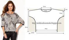 CAMISOLA DESCONTRAÍDA A camisola que proponhomistura a elegância e a descontracção necessária ao dia-a-dia. Naescolha dos tecidos define-se por norma o u