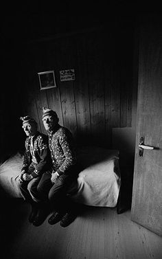 An extract from The Brothers by photographer Elin Høyland | In pictures