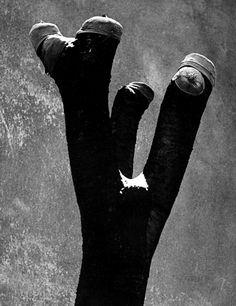 """Vilem Reichmann – Amputace, 1963, AUS DEM ZYKLUS """"METAMORPHOSEN"""""""