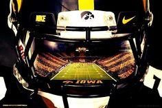 Read for Iowa Hawkeye Football. Iowa Hawkeye Football, Iowa Hawkeyes, College Football, Football Helmets, Football Players, Kansas Basketball, Monster Board, Rose Bowl, Football Season