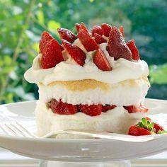 Strawberry Shortcake ~This looks so good!