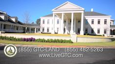 Governors Towne Club - Jason Bohn - Land for Sale (855) GTC-LAND Land For Sale, Small Towns, Landing, Club, Mansions, World, House Styles, Manor Houses