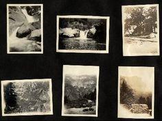 Photograph album #2 - page 7 - circa 1915-192...