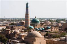 Ближний Восток, Узбекистан, Хива.