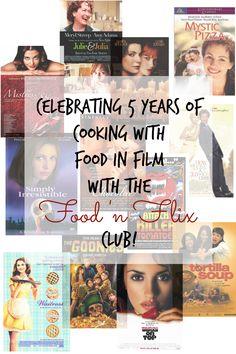 Food 'n Flix 5-year celebration roundup