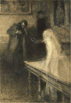 Serafino Macchiati, Le Visionnaire (1904)
