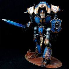 imperial knight cerastus castigator - Cerca con Google Warhammer Armies, Warhammer 40k Figures, Warhammer Models, Warhammer 40000, Battle Fleet, Imperial Knight, Game Workshop, Mini Paintings, Space Marine