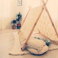 DIY Tent #sleepover #slumberparty