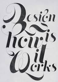 Image result for designer typography