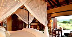 Lounge deck view - Mateya Safari Lodge