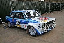 Fiat 131 Abarth 010 - Fiat 131 Abarth Rally - Wikipedia