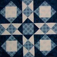 Joseph's Coat Bible quilt block