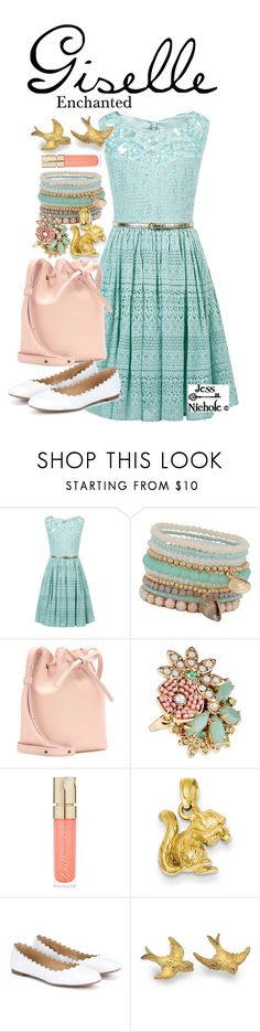 """""""Giselle"""" by jess-nichole ❤ liked on Polyvore featuring Monsoon, ALDO, Mansur Gavriel, Accessorize, Smith & Cult, Kevin Jewelers and Chloé"""