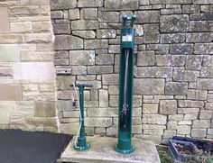 Public pump and tools at the Anglers Rest, Bamford. Bamford, Bike Storage, Peak District, Cyclists, Storage Ideas, Pump, Rest, Public, Bicycle