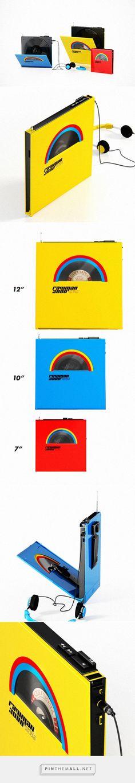 Portable Vinyl Players | athenna-design | Web Design | Design de Comunicação Em Foz do Iguaçu | Web Marketing | Paraná... - a grouped images picture - Pin Them All