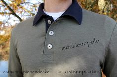 Ostseepiratin, Monsieur Polo