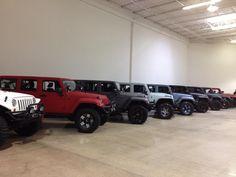 Jeeps on Jeeps @SonnyrBrooks