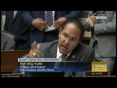 This is AWESOME: Republican Will Hurd Makes Every Democrat in Comey Hearing Look Like Total Garbage   RedState