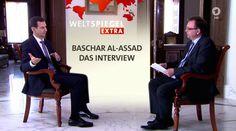 """""""Syrien durch Russland nicht souverän"""": Reporter verdreht Assad-Aussagen aus ARD-Interview - http://www.statusquo-news.de/syrien-durch-russland-nicht-souveraen-reporter-verdreht-assad-aussagen-aus-ard-interview/"""