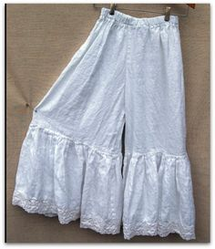 Hearts Desire Victorian Bloomers