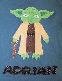 cocodrilova: camiseta stawars: maestro yoda #camisetapersonalizada #camisetastarwars #starwars #yoda #jedi