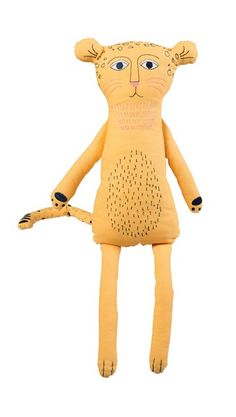 Les The Leopard Toy