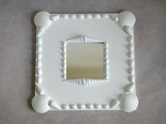 Create a Stylish Shell Mirror