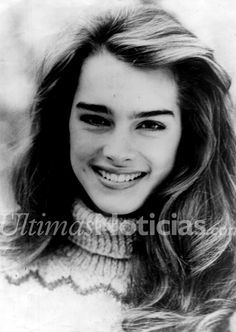 This is a glossy photo. Get Supersized Images & Free Image Hosting. Brooke Shields Young, Beautiful Celebrities, Beautiful Women, Vintage Hairstyles, American Actress, Face, People, Alex Pettyfer, Cozy Outfits