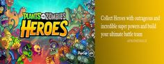 Plants vs. Zombies Heroes is an Casual Action & Adventure game for android Download latest version of Plants vs. Zombies Heroes MOD Apk [Mega Hack] 1.12.6 for Android from apkonehack with direct link Plants vs. Zombies Heroes MOD Apk Description Version: 1.12.6 Package:...