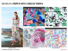 Première Vision Spring/Summer 2017 Print & Pattern Trend Report…