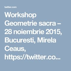 Workshop, Twitter, Geometry, Atelier, Work Shop Garage