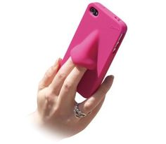 wierd phone cases | ... in the following HANA Nose iPhone Case and play as long as you want