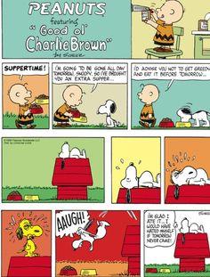 Charlie Brown www.gocomics.com