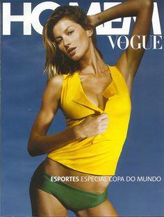Vogue Brasil - Junho 2002