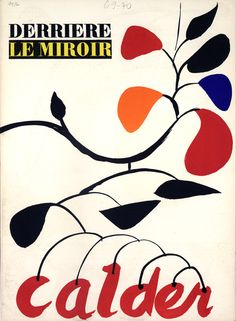 1000 images about derriere le miroir on pinterest for Derriere le miroir calder