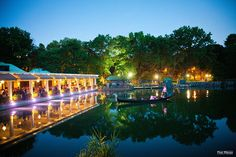 The Loeb Boathouse Central Park National Pancreas Foundation's 2014 Event