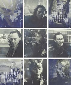 Loki Laufeyson I really like this compilation by this artist.