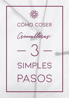 Costura paso a paso: 3 ejercicios básicos para aprender a coser a máquina. – Nocturno Design Blog How To Clean Metal, Design Blog, New Hobbies, Sewing Patterns, Stitch, Fabric, Middle Fingers, Thimble, Singer