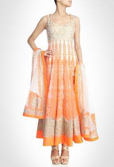 Seema Gujral collection | Anarkali