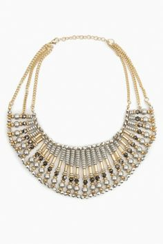Sterling Tribes Necklace $31