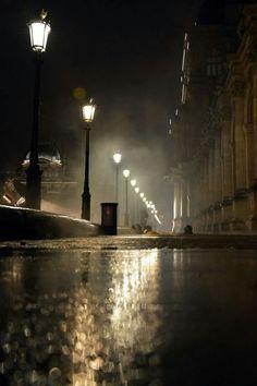 Wet n cozy night walks...