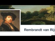 Rembrandt's Timeline #animation